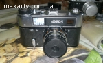 Продам фотоаппарат ФЭД-5