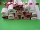 Техпластина, уплотнители, шнуры резиновые, силиконовые трубк